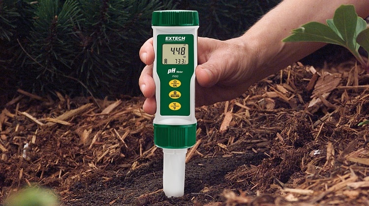 How To Test The Soil PH With A Digital PH Meter