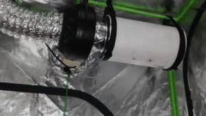 How to Setup Ventilation Systems in Your Grow Room & Grow Tent for Proper Intake and Exhaust
