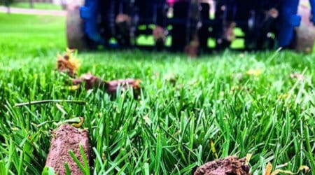 Aeration Why, How & When to Aerate Your Lawn