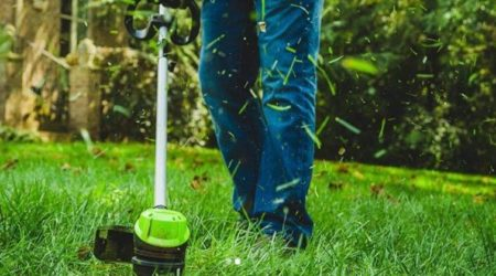 Best Battery Powered Weed Eater Review_ Top 6 Cordless String Trimmer To Buy In 2019