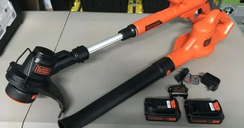 Best Cordless Trimmer Blower Combo review