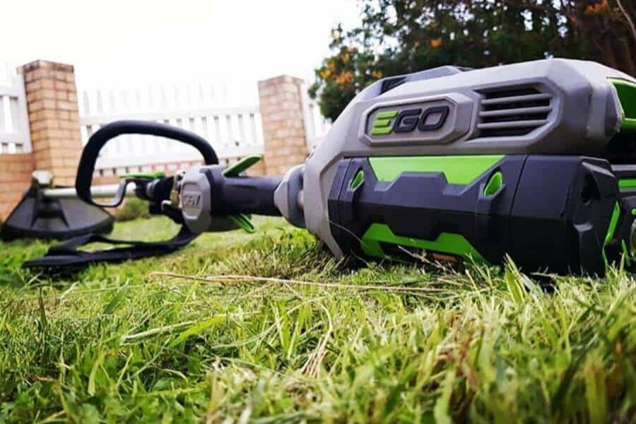 GO Power+ 56-Volt Powerload Electric String Trimmer With Carbon Fiber Shaft
