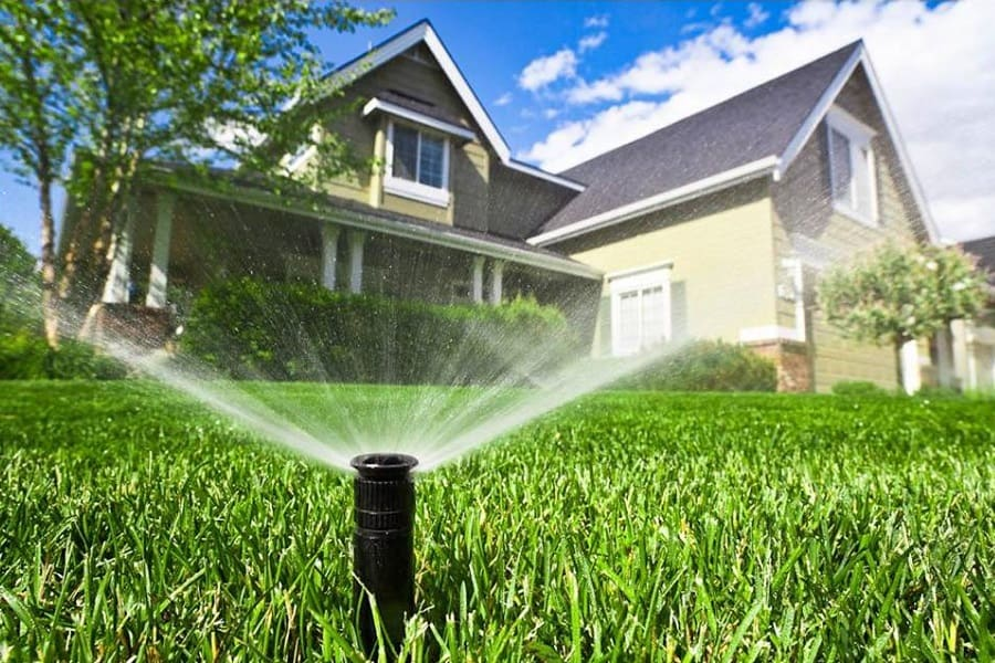 How Often & How Long Should I Water My Lawn With Sprinkler System