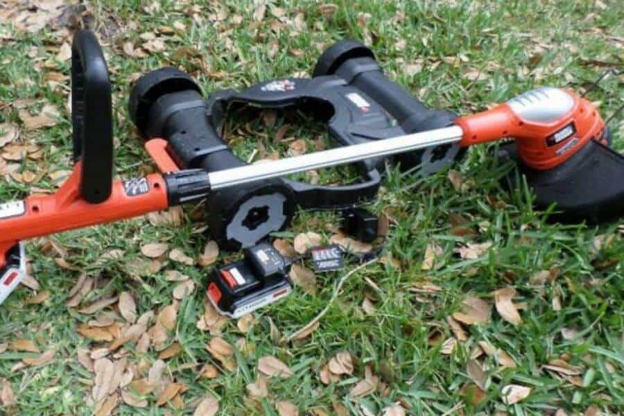 BLACK+DECKER MTE912 Electric 3-in-1 TrimmerEdger and Mower
