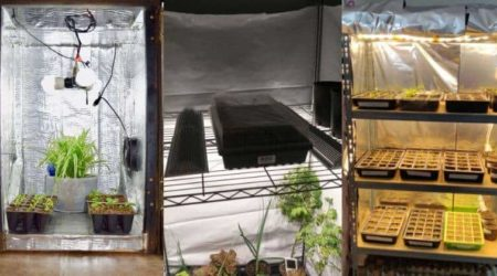 Diy Grow Tent 12 Easy Yet Inexpensive Grow Box Ideas You Can Build