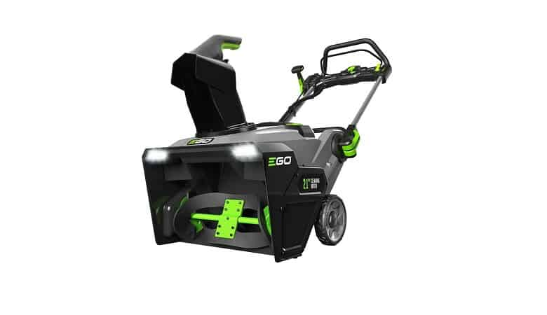 Overall Best : EGO Power+ 56V Cordless Dual Port Snow Blower