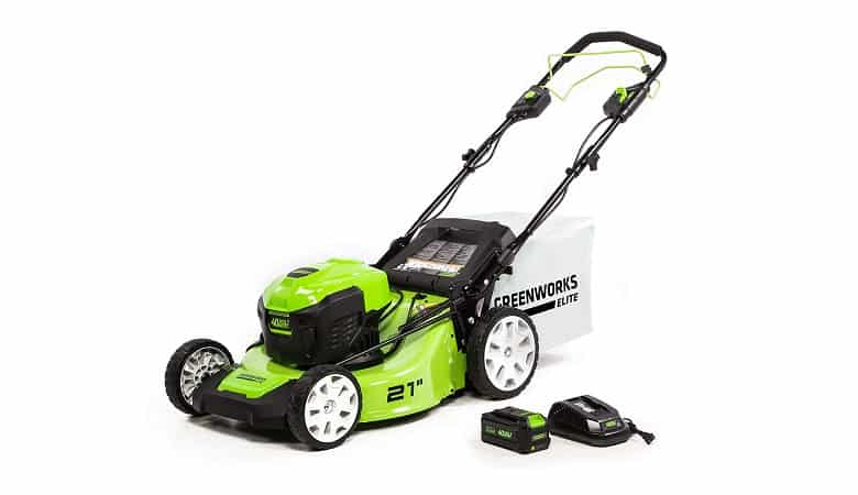 Greenworks M-210-SP 21 Inch 40V
