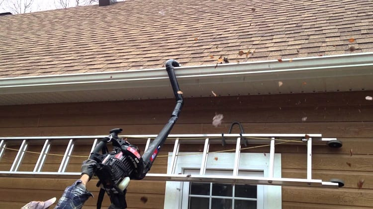 Can I Use A Leaf Vacuum To Clean My Gutters?