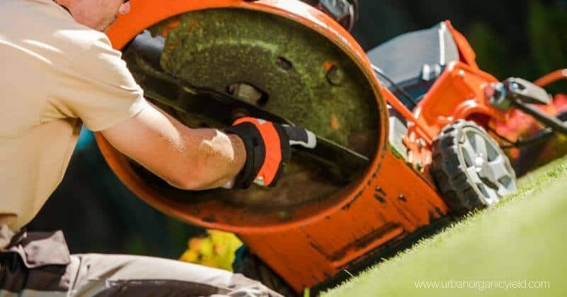 How To Lift Remove And Change Riding Lawn Mower Blade