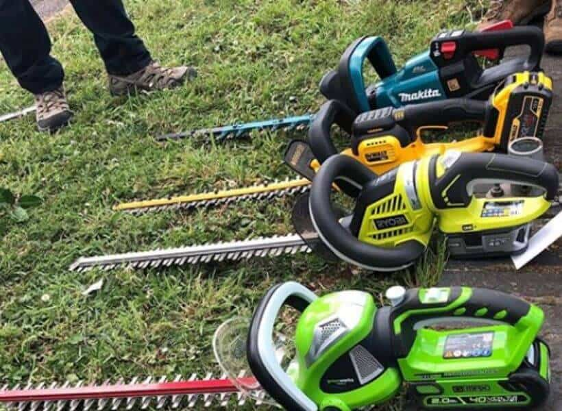 How to Select the Best Battery Powered Hedge Trimmer