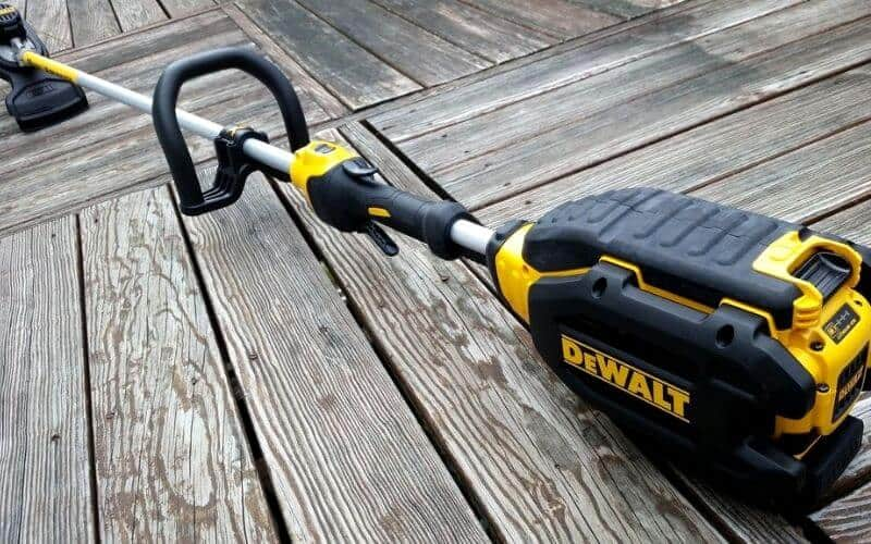 Most Efficient And Durable_ DEWALT DCST920P1 Brushless Trimmer (2)
