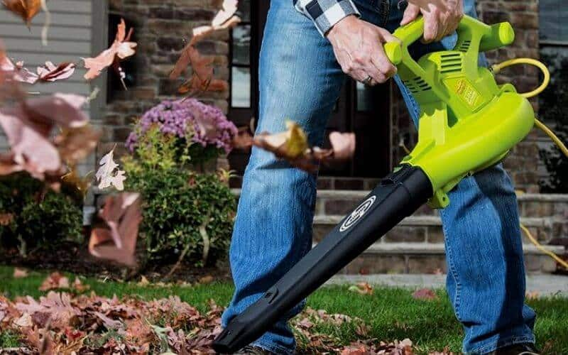 Most Low-Cost Sun Joe Sbj597e-Sjb 6-Amp Electric Leaf Blower