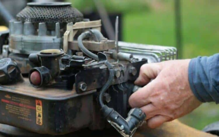 How Do I Replace My Lawnmower's Fuel Filter