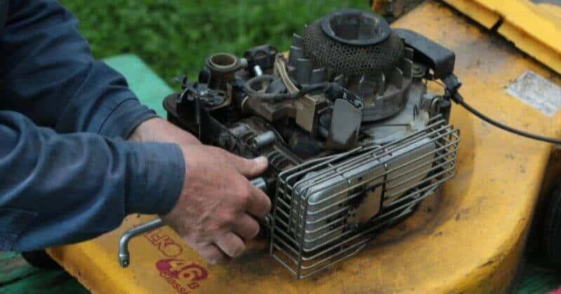 How To Troubleshoot And Fix A Lawn Mower That Won't Start After Sitting