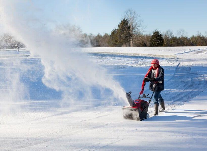 Clearance Rate_ Throwing Distance And Snow Discharge