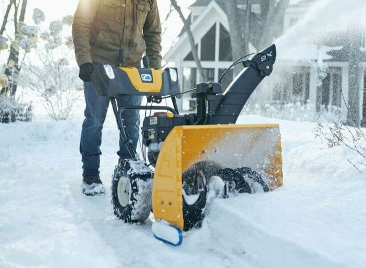 Do Two-Stage Snow Blowers Suffer From More Wear And Tear