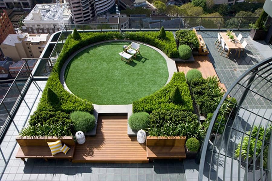 10 Essential Rooftop Garden Design Ideas For Amazing Terrace Garden