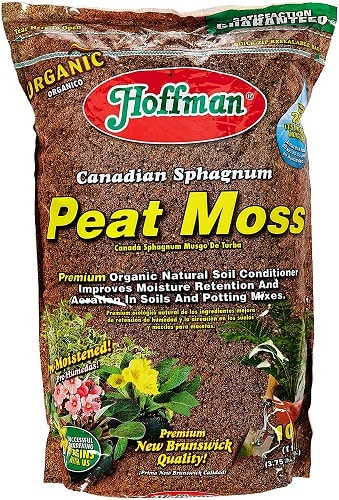 Hoffman 15503 Canadian Sphagnum Peat Moss Review