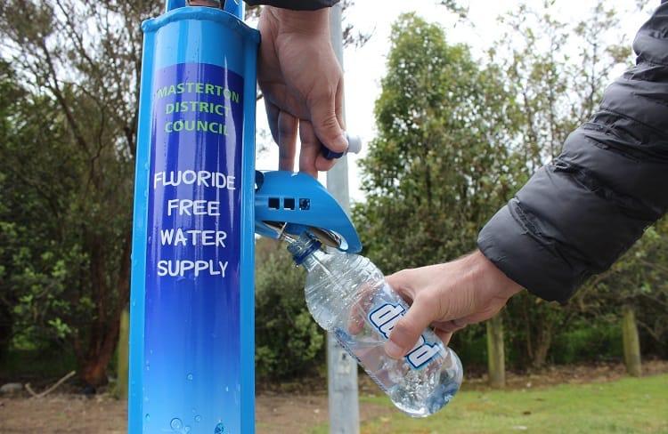 Fluoride Free Water