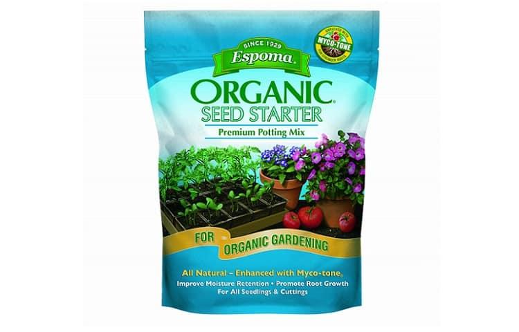 Espoma SS8 8-Quart Organic Seed Starter Review