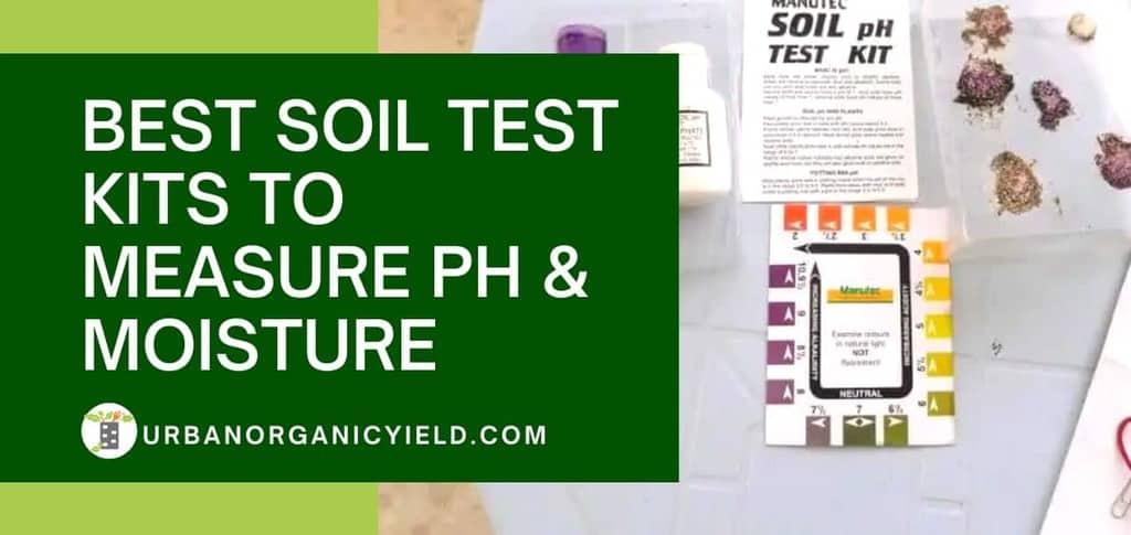 Best Soil Test Kits To Measure PH Moisture
