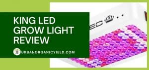 King LED Grow Light Review
