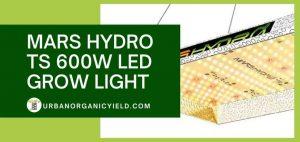 Mars Hydro 600W LED Grow Light