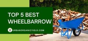 top 5 best wheelbarrow